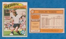 Derby County Colin Todd England 350